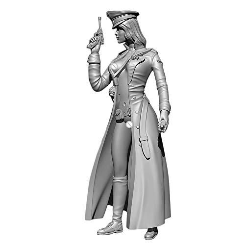 LIWEISDSDFS - Figura Oficial Femenino sin Pintar 75
