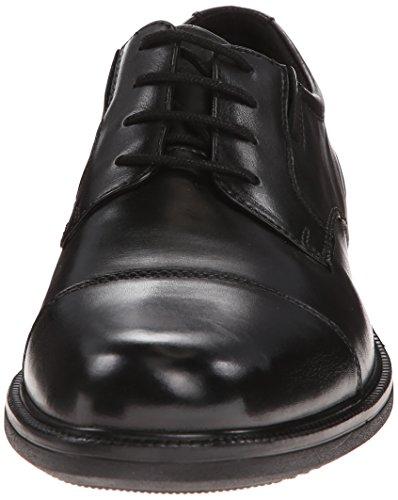 Bostonian Men's Bardwell Limit Oxford,Black,10.5 M US Black