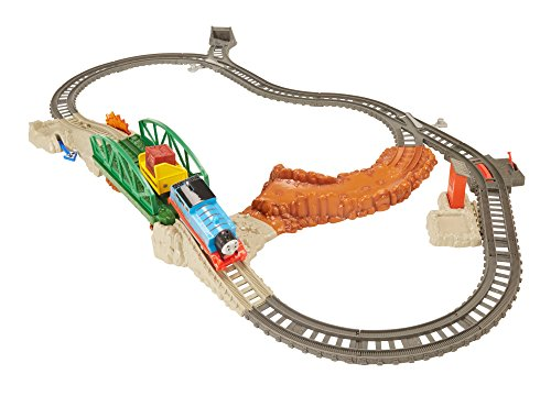 Thomas & Friends fbk07 Track Master gewagte Gleissperre Play Set