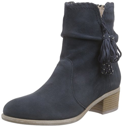 SPM - Mouse Ankle Boot, Stivali Donna Blu (Blau (Dk Navy 006))