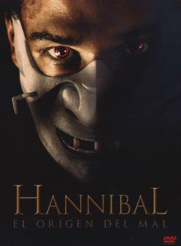 Hannibal, El Origen Del Mal (Import Dvd) (2012) Gaspard Ulliel; Gong Li; Peter