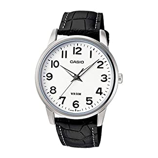 Casio Enticer Analog White Dial Men's Watch – MTP-1303L-7BVDF (A497)