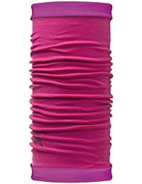 Buff Polar Reversible - Braga de cabeza para hombre, color rosa