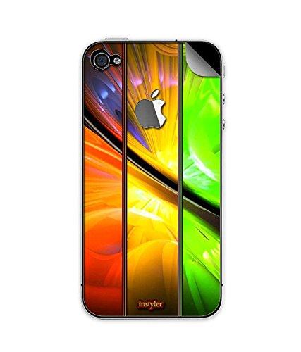 instyler SKIN STICKER FOR APPLE I PHONE 5