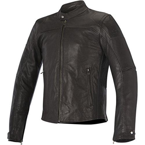Alpinestars Brera Airflow Street moto giacca da uomo-marrone tabacco/56