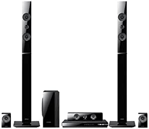 Samsung HT-E5530 1000W Smart Home Theatre System with 5.1 Channel Tallboy Speakers and Built in Wi-Fi