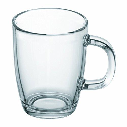 Bodum - 11239-10B - Bistro - Mug avec Anse - en Verre Trempé - 35 cl
