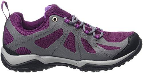 Columbia Damen Peakfreak Xcrsn Ii Xcel Low Outdry Violett (Dark Raspberry, Northern Light 520Dark Raspberry, Northern Light 520)