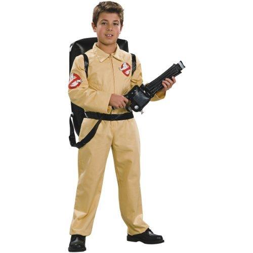 Kostüm Ghostbuster Zubehör - Rubie's Ghostbusters Kostüm Deluxe für Kind