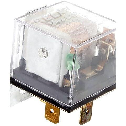 XMQC*80A 4 pin del relè di potenza per auto (DC 12V)