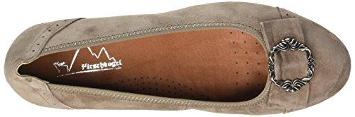 Hirschkogel by Andrea Conti 3009220002, Chaussures à talons - Avant du pieds couvert femme Beige (taupe 066)