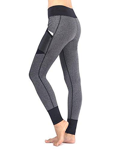 EAST HONG Women's Workout Yoga Pants Leggings Fitness Athletic Pants