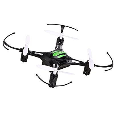 Headless Mode Drone, Megadream 2.4G 4CH 4-Channels 6Axis RC RTF Mini Quadcopter UFO, 360 Degree Roll Over for Up/Down, Left/Right Sideward Fight, Forward/Backward, Speed Up, 3D Rock Roll Spin, Slow Down