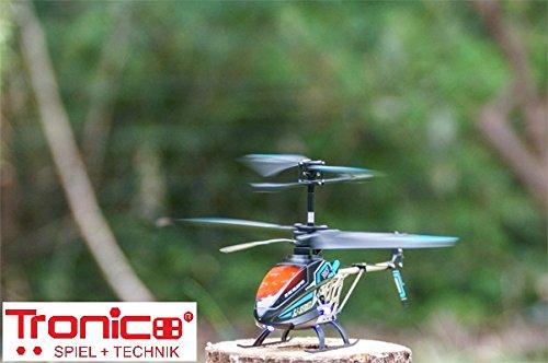Tronico RC Joystick Helikopter - 4