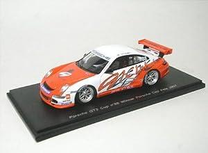 Spark Model S1906 Porsche GT 3 N.88 Winn.Cup Asia 2007 Auto Competition