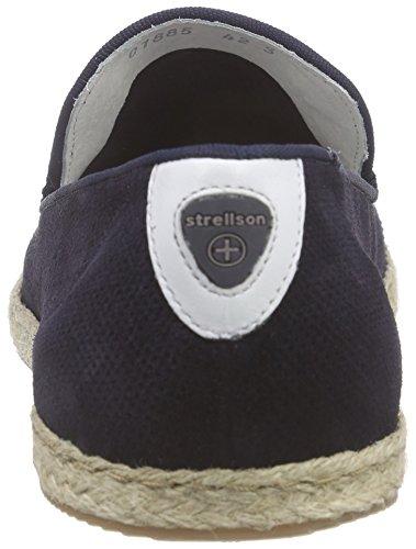 Strellson Sandy Lord Leaves Blau (402)