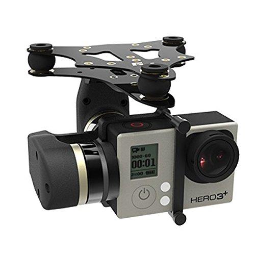Preisvergleich Produktbild ADAALEN Feiyu Tech FY MiNi2D 2-Achsen-Brushless Gimbal Für Gopro4 Gopro3 + Gopro3 Sport-Kamera