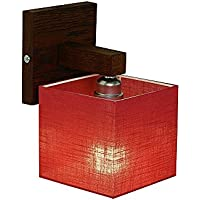 Lampada da parete–wero Design Vigo di 030B–7varianti, lampada da parete, lampada, lampada, in legno massiccio, in legno di quercia, Legno di Quercia rosso trasparente