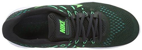 Nike Herren Lunarglide 8 Laufschuhe Grau (anthrazit/green Stone/schwarz/rage Green)