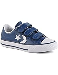 CONVERSE- ZAPATILLA CONVERSE STAR PLAYER 3V OX, NAVY/WHITE