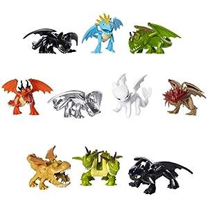 Dragons Mystery - Figuras de Juguete para niños, 4 año(s), Niño/niña, Dibujos Animados, Animales, Dragon