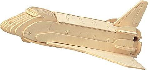 Navette spatiale QUAY Kit de construction en bois