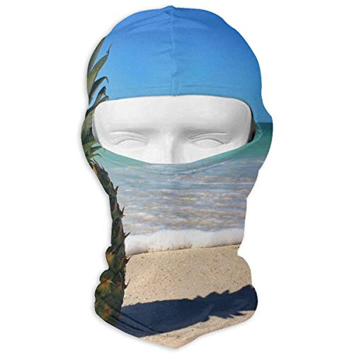 Vidmkeo Balaclava Super Beautiful Coral Full Face Masks Ski Sports Cap Motorcycle Hood for Cycling Sports Mountaineering ()