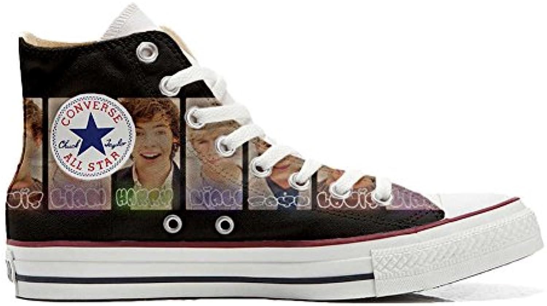 Converse All Star Chaussures One Personnalisé Imprimés (Produit Artisanal) One Chaussures DirectionB06X95756CParent b3b501