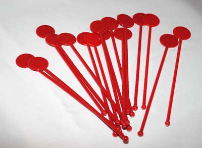 7-disc-red-cocktail-stirrers-swizzle-sticks-50-pack