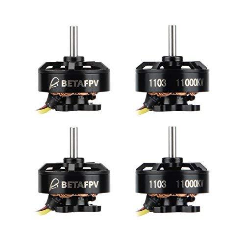 BETAFPV 4pcs 1103 11000KV Brushless Motor FPV RC Brushless Motors for 2S Lipo Battery 2S Frame Beta75X Beta85X Whoop Drone