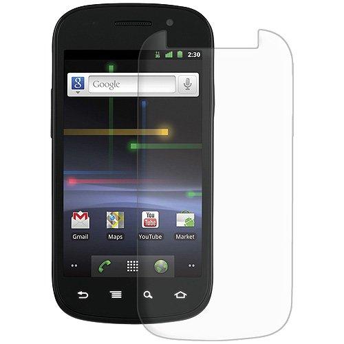 Foto Amzer AMZ90173, Protezione per il display e panno per Google/Samsung Nexus S