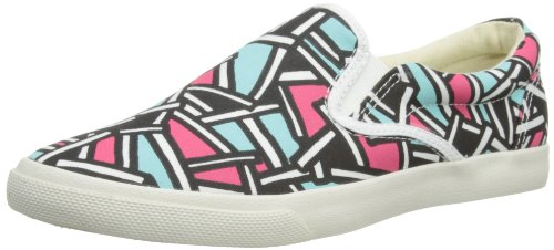 Bucketfeet - Sneaker BAMPNKBLU_7W Donna, Multicolore (Blue/Pink), 35.5 (3 UK)