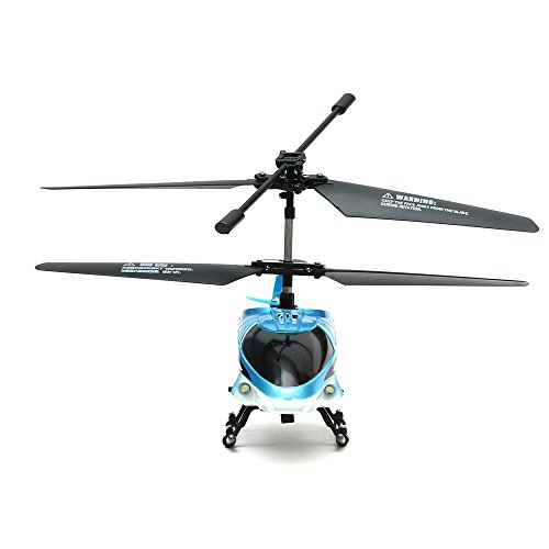 Wembley GYRO Series Flying Remote Control Helicopter with Lights & Charger (Multi)