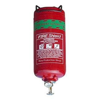 FireShield PRO AU001/008 2Kg Automatic Clean Agent Fire Extinguisher