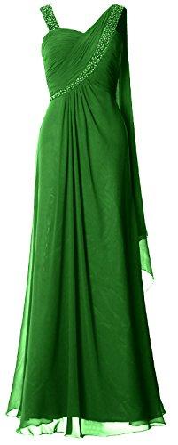 MACloth - Robe - Trapèze - Sans Manche - Femme green