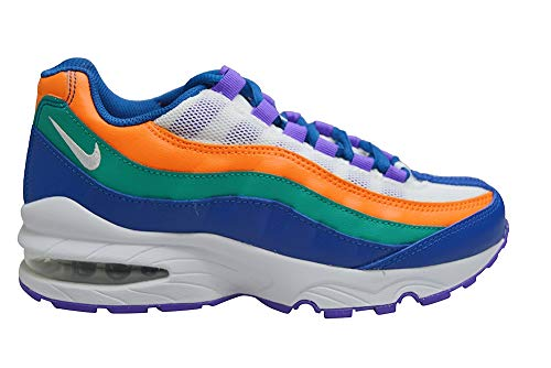 new style feeb8 e2895 Nike Air MAX 95 GS Trainers 307565 Sneakers Zapatos (UK 4 US 4.5Y EU