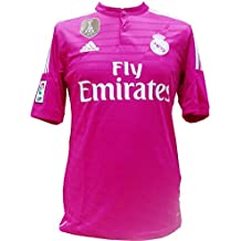 adidas WC Real A JSY - Camiseta para hombre, color rosa