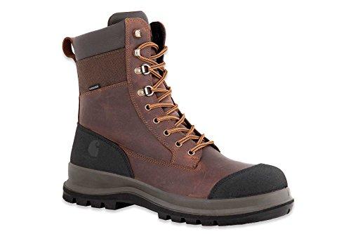 Preisvergleich Produktbild Carhartt Hamilton Rugged Flex S3 Work Boot Black,  Farbe:braun,  Schuhgröße:46 (UK 11)