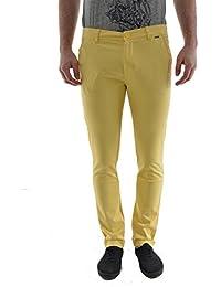 pantalons kaporal dilka jaune