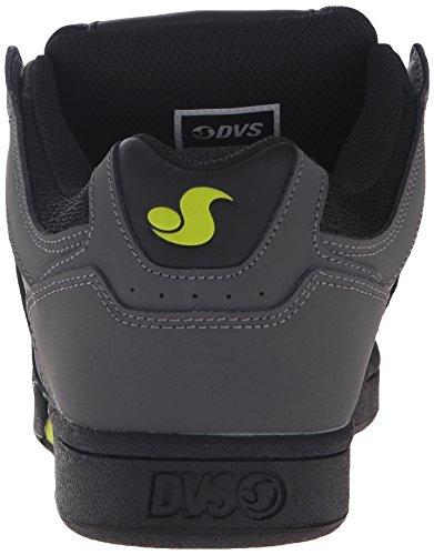 DVS Shoes Celsius, Chaussures de Skateboard Homme Gris - Grau (GRY GRY LIME 024)
