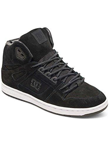 Damen Sneaker DC Rebound High Xe Sneakers Frauen Black Smooth