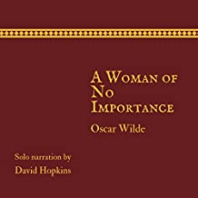 A Woman of No Importance (Director's Playbook Edition)