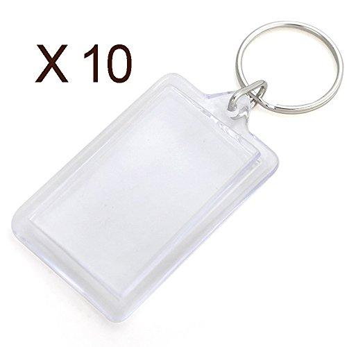 neutre-a5-lot-de-10-porte-cles-photo-didentite-passeport-transparent-deux-cotes