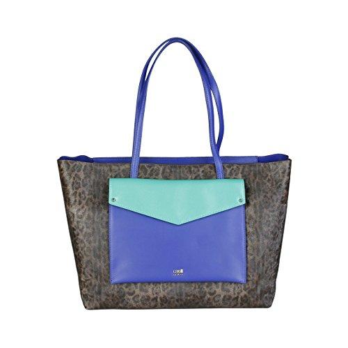 Cavalli Class C61PWCIT0042 Shopping bag Donna Marrone