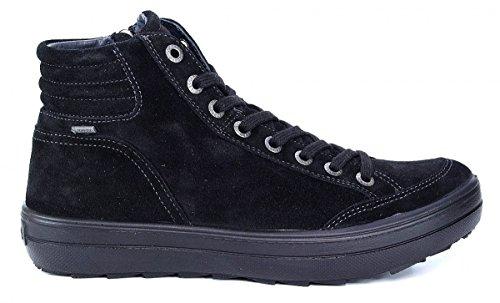 Legero MIRA, Sneaker alta donna Nero