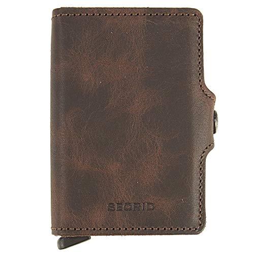 Secrid TV-Chocolate Twinwallet Vintage Leather