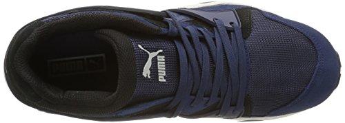 Puma - Blaze Classic, Sneaker Unisex – Adulto Blu (Bleu (Peacoat/Glacier Gray))