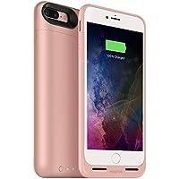 Mophie 3974_JPA-IP7P-RGLD-I - Slim estuche batería para Apple iPhone 7 Plus, color rosa y oro