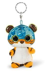 NICI - Llavero Bean Bag Tigre Fraff, 9 cm (38792)