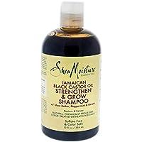 Shea Moisture Jamaican Black Shampoo Strengthen/Grow 13oz by Shea Moisture